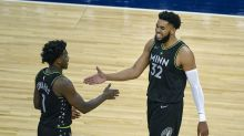 Towns scores 24, helps Timberwolves beat Heat 119-111