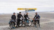 Cycling Iceland's 'Big Empty'