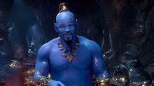 James Corden and Aladdin's Will Smith fight over Genie role