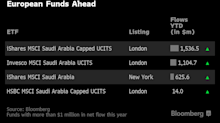 London Beats New York in Drawing Saudi ETF Investor Billions