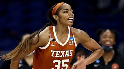 Texas' Charli Collier goes No. 1 in WNBA draft