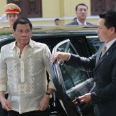 Philippine President: I'm Like Hitler, But I Want to Kill Millions of Drug Users