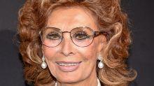EN IMAGES - Icône du cinéma et beauté légendaire, Sophia Loren souffle ses 84 bougies
