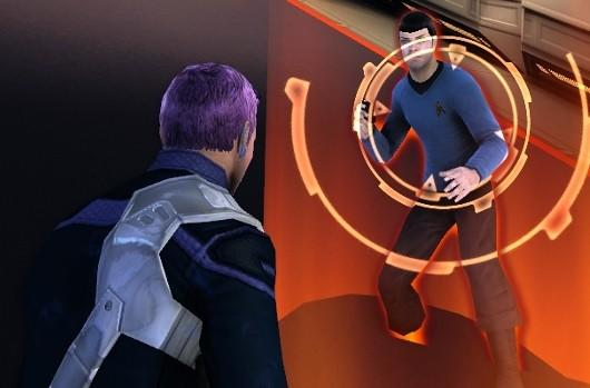 Captain's Log: Supplemental on STO's treatment of canon