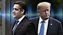 Trump blasts Cohen over recording: 'What kind of a lawyer would tape a client?'