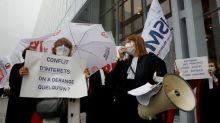 Les magistrats mobilisés contre Eric Dupond-Moretti