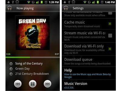 Google's new cloud-based Android Music app leaks out