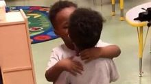 Mom slammed after sharing video of her sons kissing