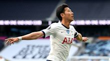 Son Heung-min at the double as Spurs see off Ipswich in opening friendly