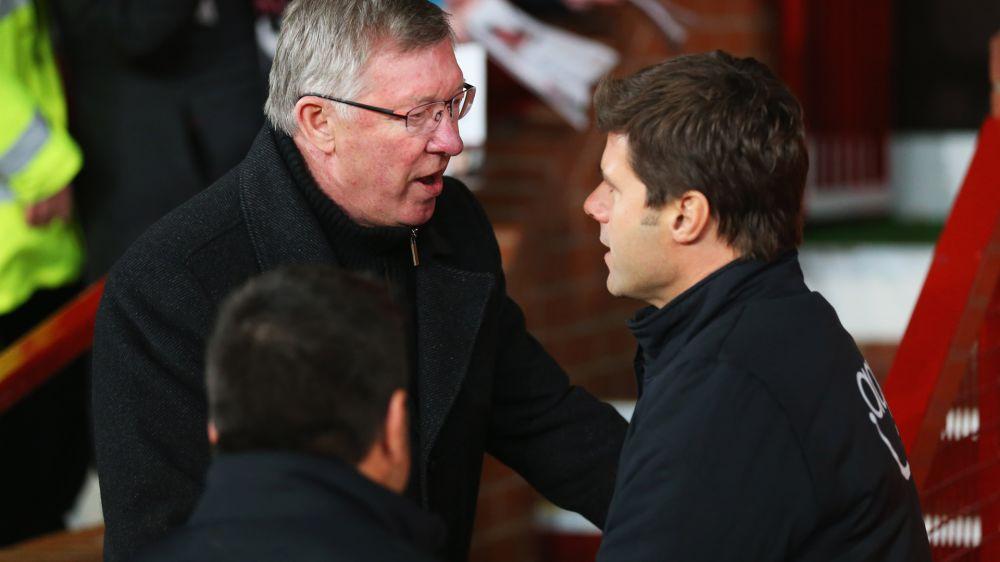Pochettino looking to emulate Ferguson at Tottenham