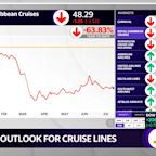 Carnival, Norwegian and Royal Caribbean cruise lines all downgraded