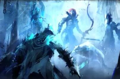 In the beginning: Guild Wars 2 shows off Ascalon Catacombs intro cinematic