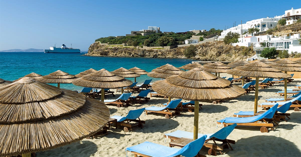 The Greek destinations to visit right now!