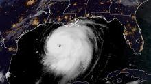 "Hurrikan ""Laura"" trifft im US-Bundesstaat Louisiana auf Land"