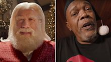 Pulp Fiction Reunion! John Travolta and Samuel L. Jackson Appear Together in Christmas Commercial