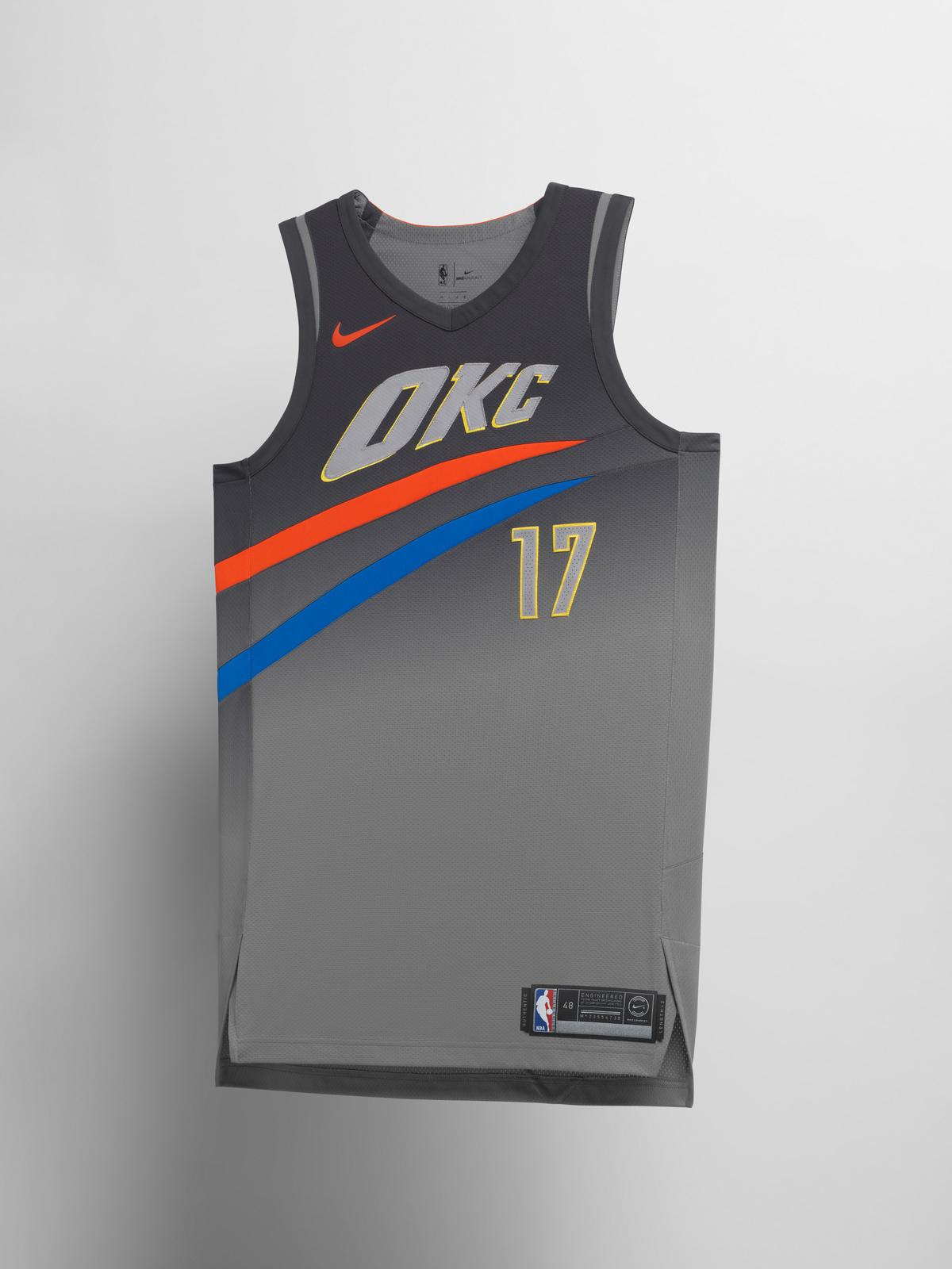 Ranking the new Nike \'City\' uniforms