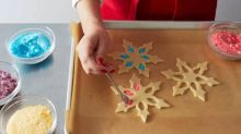 How to Make Dorie Greenspan's Stained Glass Cookies