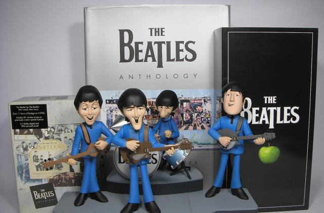 The Beatles come to streaming services on Christmas Eve