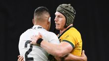 Wallabies forward at centre of bizarre World Cup theory
