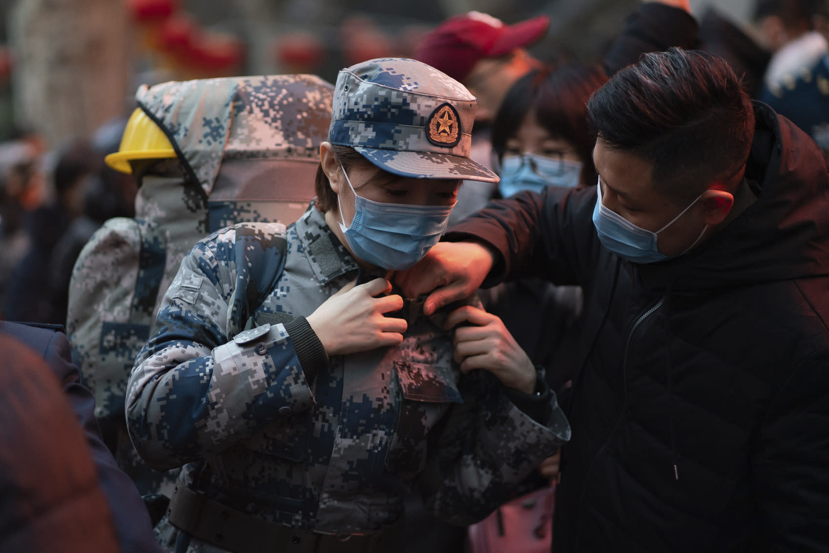 Deadly coronavirus outbreak 'getting stronger', Chinese health minister admits