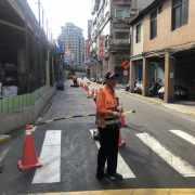機車、開車族注意!今晚9點重慶高架道路全面封閉