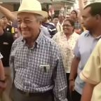 Malaysia's 94-year-old prime minister resigns