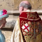 Queen Elizabeth Celebrates Her 93rd Birthday With Royal Family at Easter Service