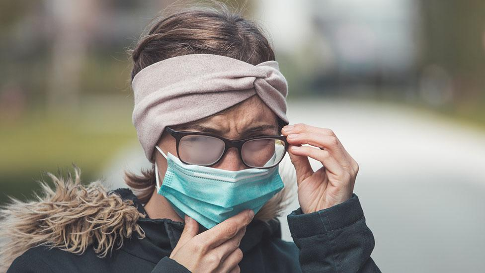 Coronavirus: Hacks to stop face masks fogging glasses