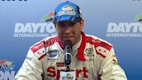 Press Pass: Sadler on surviving last laps