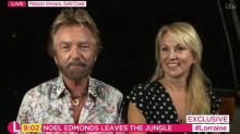 Noel Edmonds: 'There is no feud with Holly Willoughby'