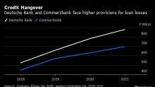 German Slump Threatens Bank Profits as Loan Risk Spreads