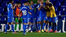 Getafe grab top spot in Liga after Angel strikes twice