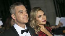 Robbie Williams met wife Ayda Field just after sleeping with drug dealer