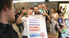 Alcohol on the underground: What are the laws for drinking on public transport in the UK?