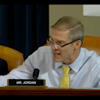 Rep. Jim Jordan's Attempt at Attacking a Whistleblower Draws Laughter at Impeachment Hearing