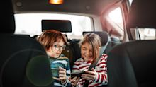Mum sparks debate over whether it's ok to leave children unattended in cars