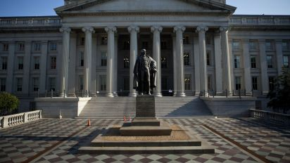 US sells bills at highest yields since 2008