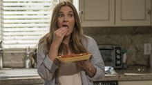 What does Drew Barrymore really eat in Santa Clarita?