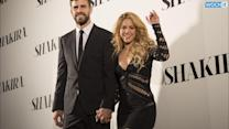 """Shakira, Gerard Piqué And Milan Visit The """"Countryside""""--See The Cute Family Pic!"""