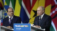 """""""Des intérêts stratégiques, mais pas de stratégie"""":en Afrique, Moscou joue au coup par coup"""