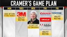 Cramer's game plan: Be ready to play this unstable market