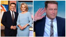 Channel Nine makes a decision on Karl Stefanovic's fate
