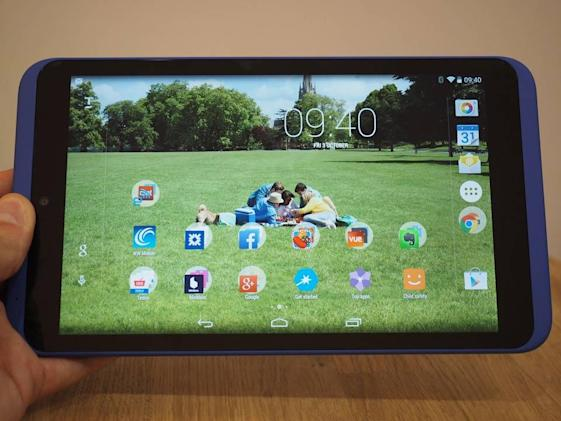 Hands-on with Tesco's Hudl2