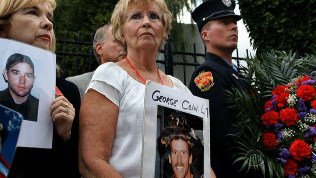 9/11 families vow to protest plan to move remains