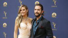 Heidi Klum und Tom Kaulitz bei den Emmys: Das hat es mit Heidis Diamantring auf sich