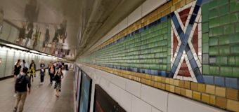New York subway tiles that look like Confederate flags to be altered