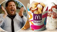 The Apple Pie McFlurry is back, and here's how you can get it