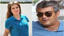 Alisha Abdullah Slams News Website For Spreading Wrong Information About Her And Thala Ajith