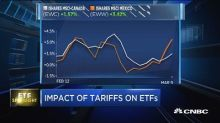 Impact of tariffs on ETFs