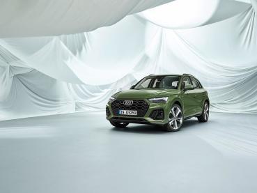 全新Audi Q5、Q2即日起展開預售!性能版SQ2同步登場